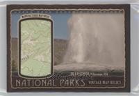 Yellowstone - Old Faithful #/72