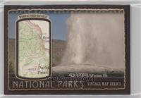 Yellowstone - Old Faithful /72