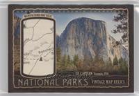 Yosemite - El Capitan #/90