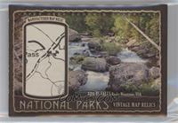 Rocky Mountains - Adams Falls /15