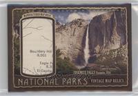 Yosemite - Yosemite Falls #/90