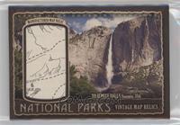 Yosemite - Yosemite Falls /90