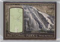 Yellowstone - Gibbon Falls /72