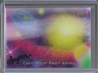 Layron DeJarnette - Canis Major Dwarf Galaxy #/25