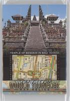 Temple of Besakih in Bali, Indonesia