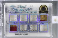 LeBron James [Uncirculated] #/9