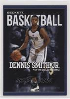 Dennis Smith Jr., Dirk Nowitzki /4000