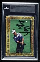 Larry Mize [Cut Signature] #/1
