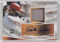 Pete Rose #/35
