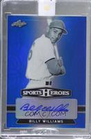 Billy Williams [Uncirculated] #/15