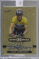 Lance Armstrong [Uncirculated] #/1