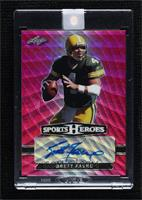 Brett Favre [Uncirculated] #/4
