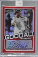 Cristiano Ronaldo [Uncirculated] #/1