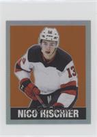 Nico Hischier #/4
