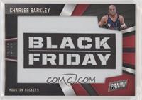 Charles Barkley (Rockets Jersey) #/50