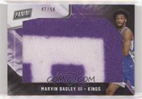 Marvin Bagley III /50