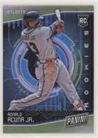 Rookies - Ronald Acuna Jr. #/199