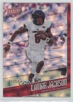 Lamar Jackson #/50
