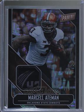 2018 Panini Father's Day - Rookie Relics - Future Frames #MA - Marcell Ateman /5