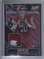 Kyle Allen #/10