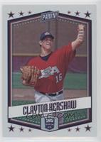 Clayton Kershaw #/399