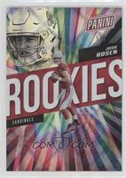 Rookies - Josh Rosen (Pro) [Noted] #/5
