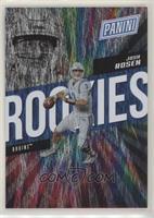 Rookies - Josh Rosen (Collegiate) #/99