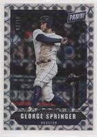 George Springer #/10