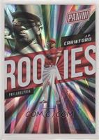 Rookies - J.P. Crawford /49