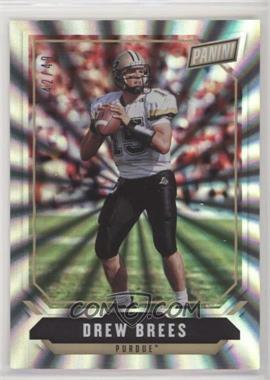 2018 Panini National Convention - [Base] - Rainbow Spokes #8.1 - Drew Brees /49