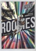Rookies - Saquon Barkley (Collegiate) /49