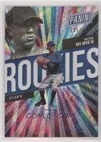 Rookies - Ozzie Albies #/399