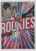 Rookies - Shohei Ohtani (Pitching) /399