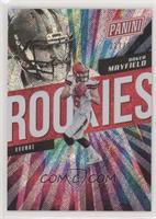 Rookies - Baker Mayfield (Pro) #/399