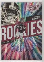 Rookies - Calvin Ridley (Collegiate) /399
