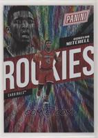 Rookies - Donovan Mitchell (Collegiate) /99