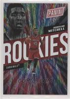 Rookies - Donovan Mitchell (Collegiate) #/99