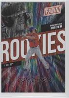 Rookies - Harrison Bader (Collegiate) #/99
