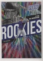 Rookies - Ryan McMahon #/99