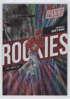 Rookies - Shohei Ohtani (Batting) #/99