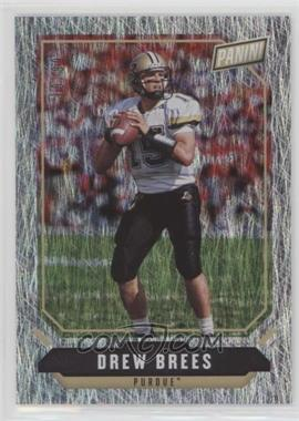 2018 Panini National Convention - [Base] - Scratches #8.1 - Drew Brees (Collegiate) /99