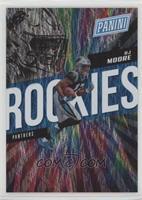 Rookies - DJ Moore /99
