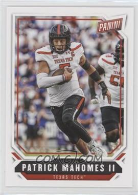 2018 Panini National Convention - [Base] #19.1 - Patrick Mahomes II (Collegiate)