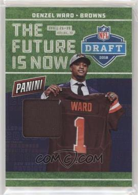 2018 Panini National Convention - NFL Draft Materials #DP-14 - Denzel Ward
