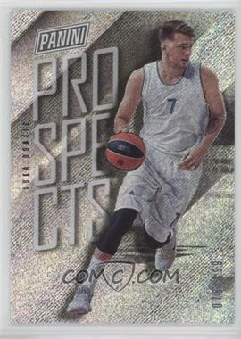 2018 Panini National Convention - Prospects - Rapture #P1 - Luka Doncic /199
