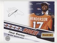 Carlos Henderson