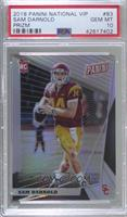 Sam Darnold [PSA 10 GEM MT] #57/99