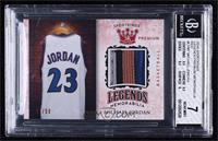 Michael Jordan [BGS7NEARMINT] #/50