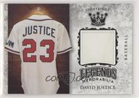 David Justice