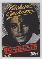 1984 Michael Jackson #/234